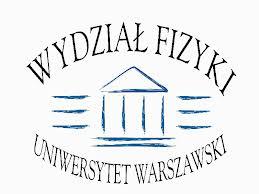 Wydział Fizyki Uniwersytet Warszawski