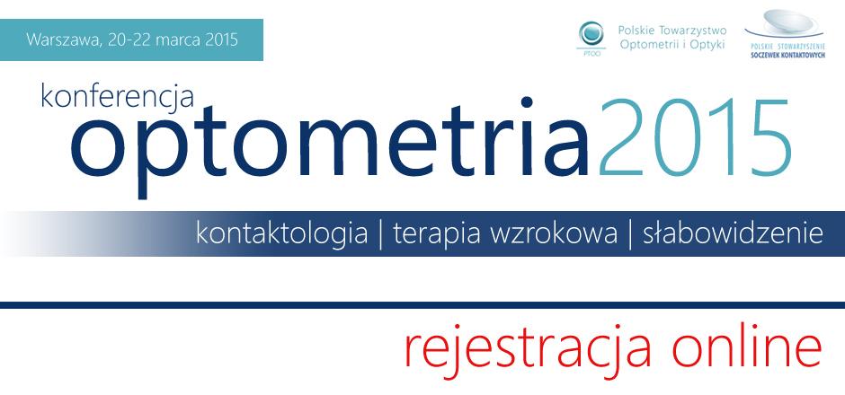 konferencja PTOO - optometria 2015